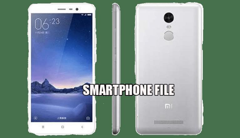 Xiaomi Redmi Note 3 Qual Flash File Download   SMARTPHONE