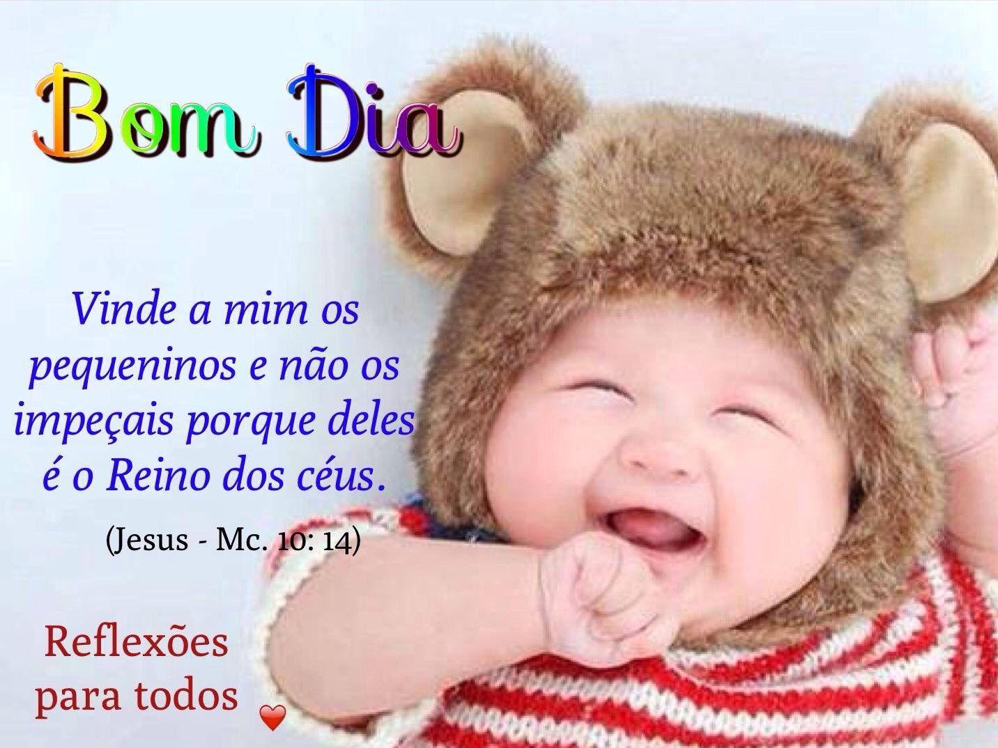 Imagens De Bom Dia: Bebês Fofos, Fotos De Bebês E