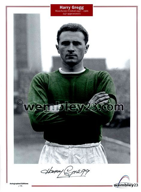 harry gregg - photo #32