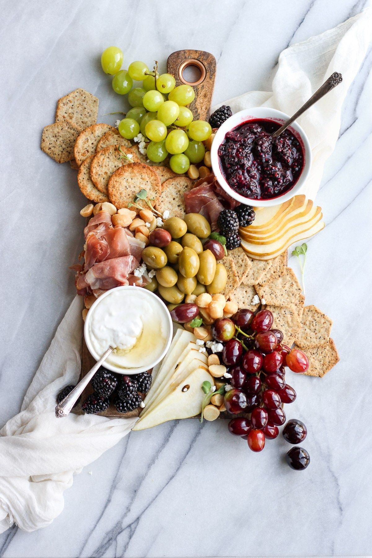 Healthy GrainFree/GlutenFree Charcuterie Board Recipe
