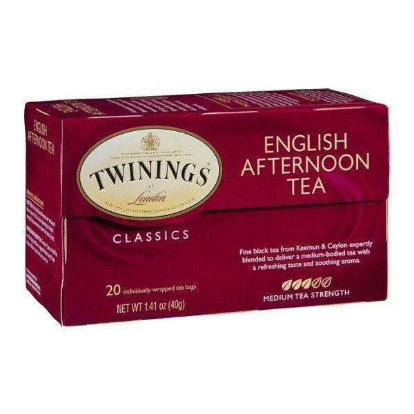 English Afternoon Tea - Twinings