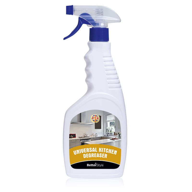Universal Kitchen Degreaser Spray Cleaning Caroline Bell S