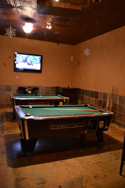 Cafe Gecko Austin Ranch Windhaven Pkwy The Colony Texas - Austin pool table movers