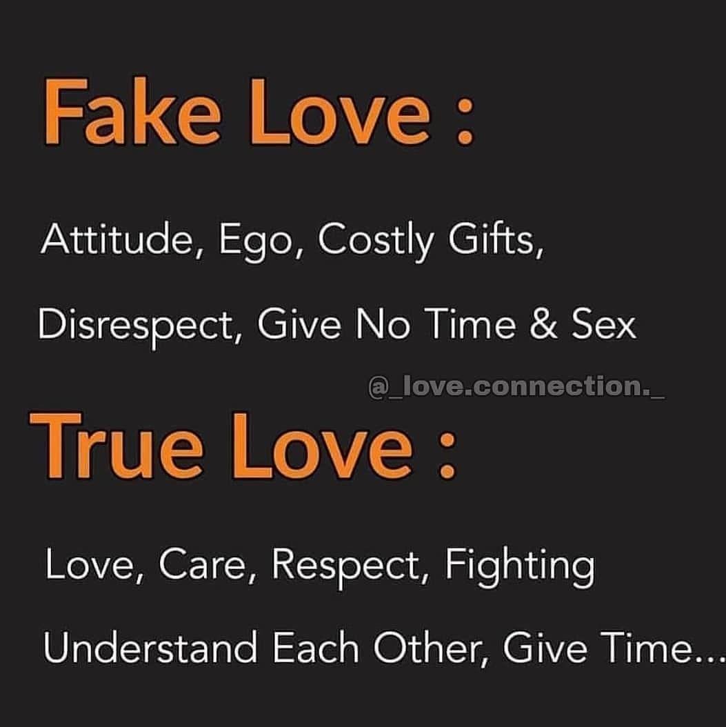 Fake Love True Love Fake Love Quotes Fake Love Smile Quotes