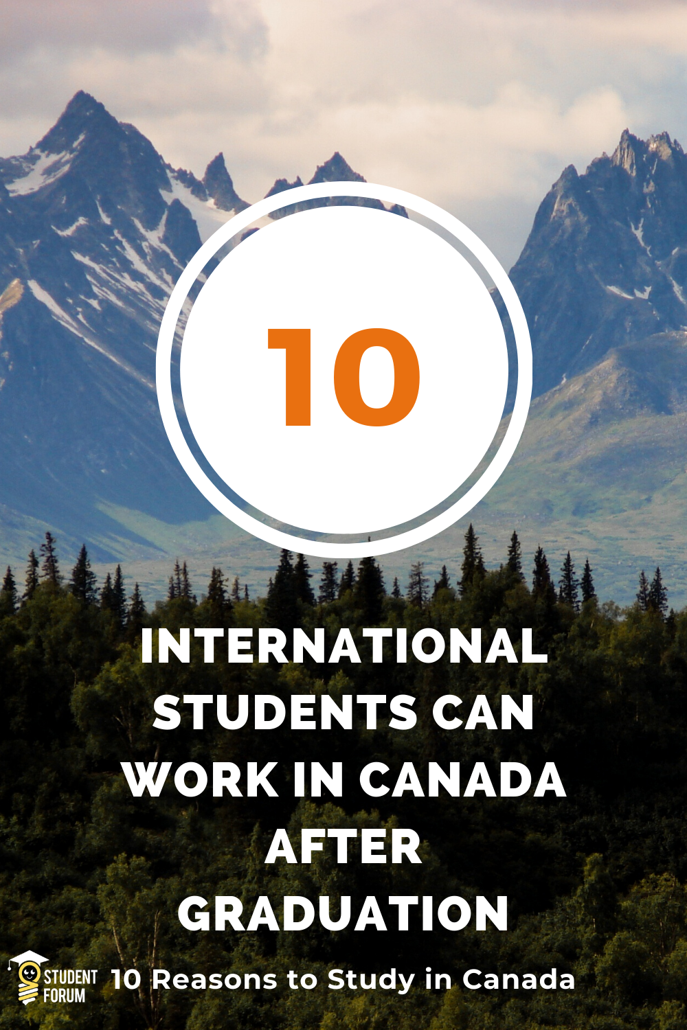 10 Reasons To Study In Canada Student Forum In 2021 Scholarships For College Canadian Universities International Students