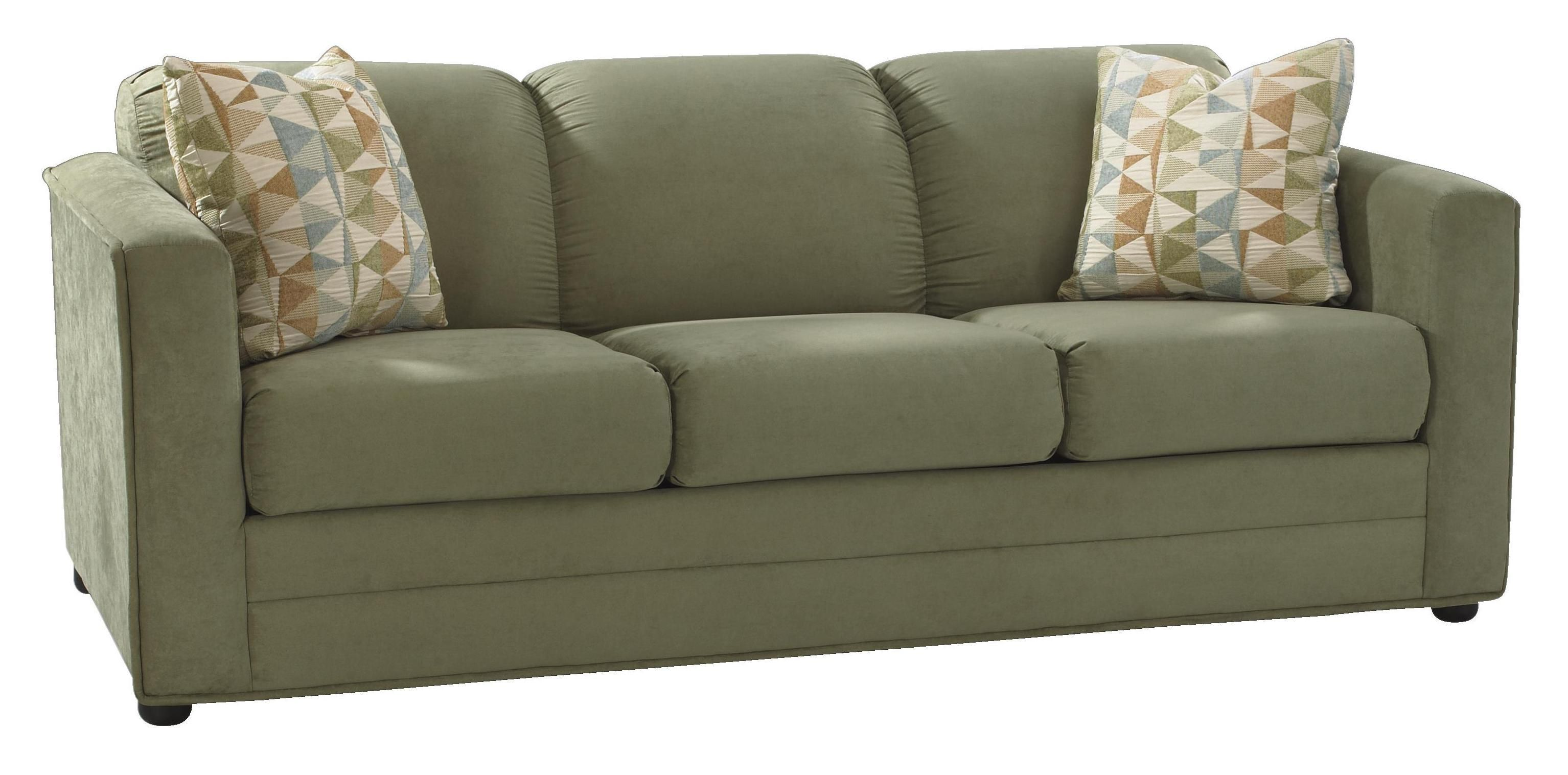 Weekends Royale Queen Sleeper By Klaussner Love Seat Sofa Couch