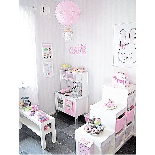 kinderzimmer duktig kinderk che ikea hacks pinterest kinderzimmer m dchenzimmer und. Black Bedroom Furniture Sets. Home Design Ideas