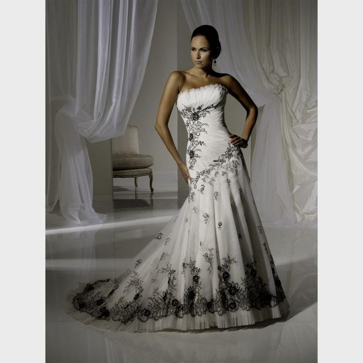 Black White And Red Wedding Dress Naf Dresses - Wedding Dress Ideas ...