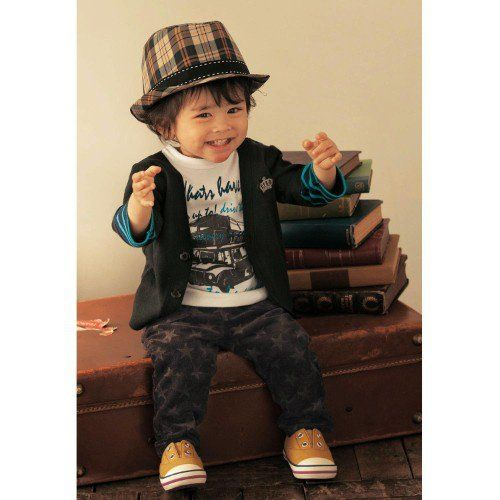 Free Shipping 2pcs Set Baby Fashion Casual Long Sleeve Suit Children