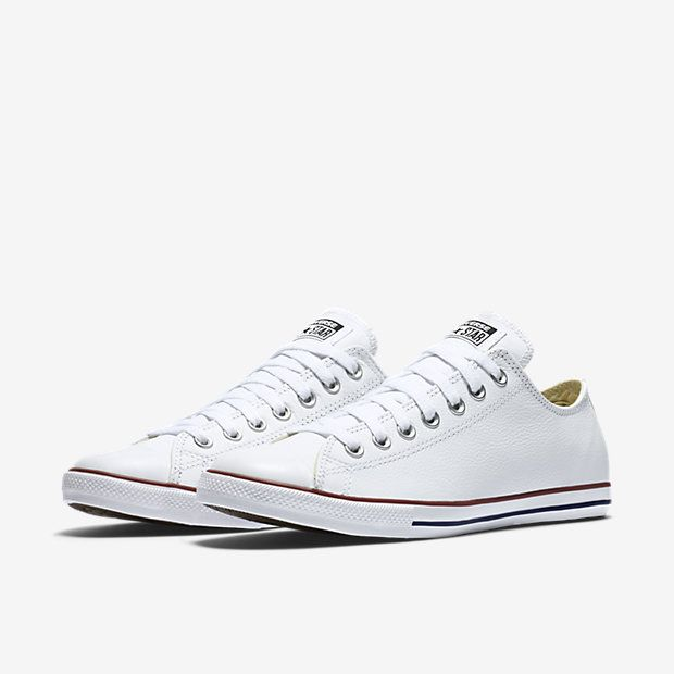 cb0a433833ac Converse Chuck Taylor All Star Lean Leather Low Top Unisex Shoe ...