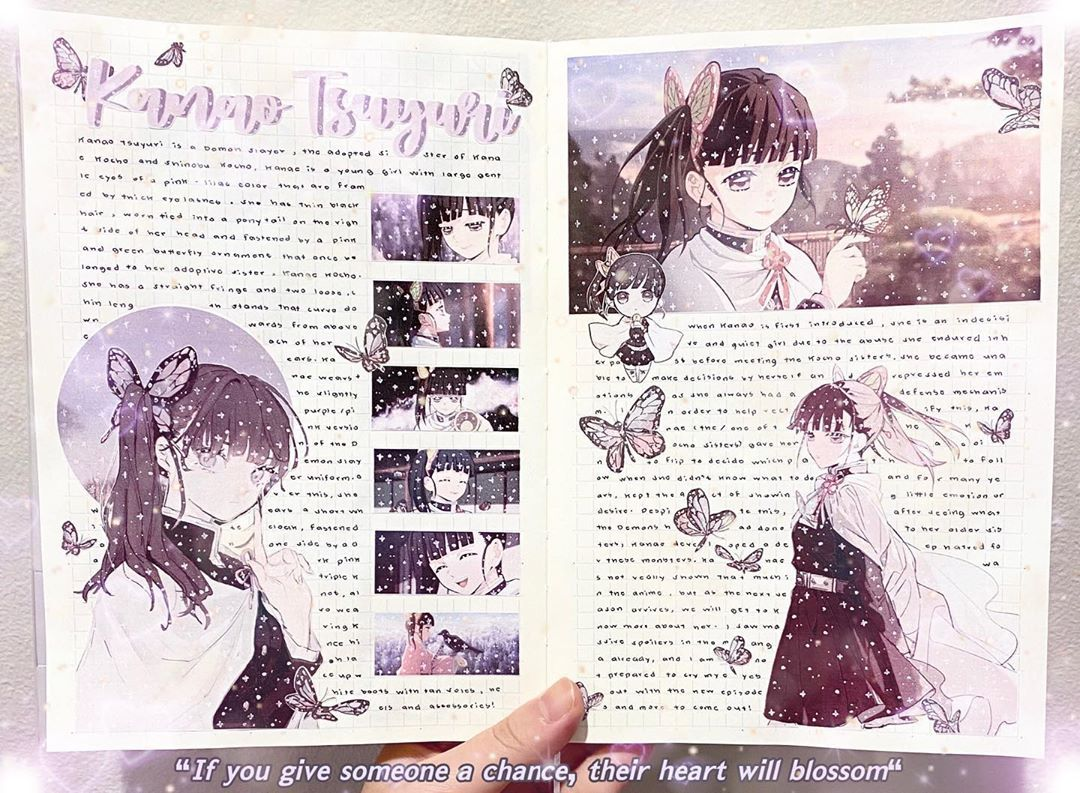 Pin By Simp On Journal Design Anime Book Bullet Journal Themes Bullet Journal Art