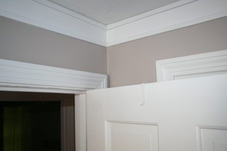 Lovely Faux Crown Molding is Cheap & Easy Suzanne Fee s Blog Woburn MA Patch Photo - Modern crown molding joints Ideas