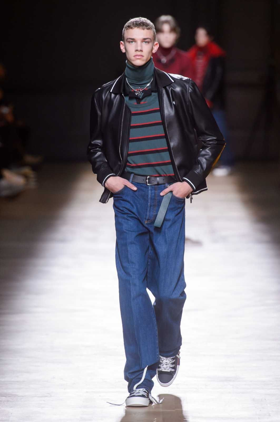 Male Fashion Trends Dior Homme Fall Winter 2018 2019 Paris