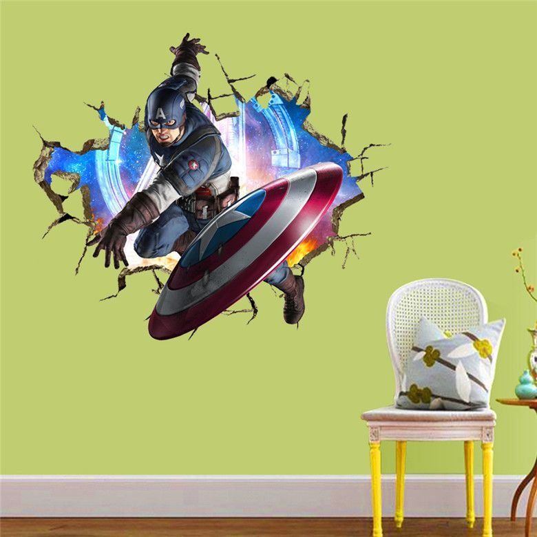 Superhero Home Decor