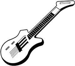 Resultado De Imagen Para Dibujos De Guitarras Electricas Dibujos