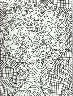 printable adult coloring pages abstract google search