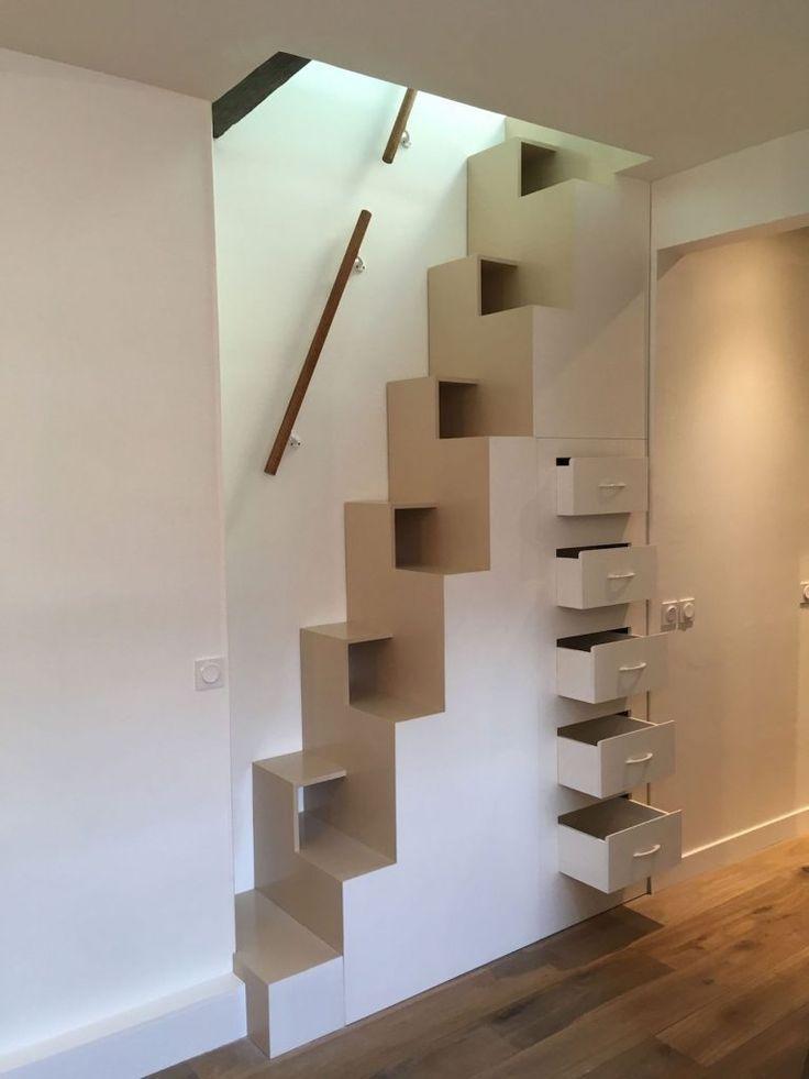 Les Queues D Arondes Escaliers Japonais Escalier Japonais Meuble Escalier Escalier