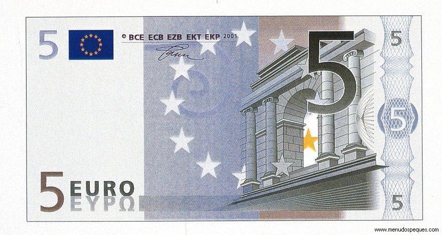 Euros Learningenglish Esl Con Imagenes Billetes De Euro