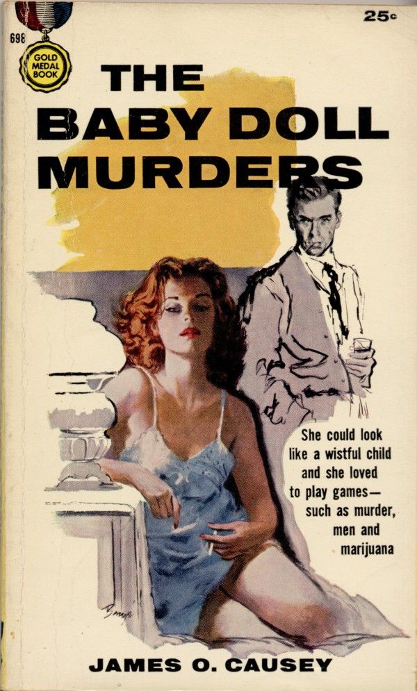 'I'll Get Mine!' Here are 13 vintage pulp book covers that ...