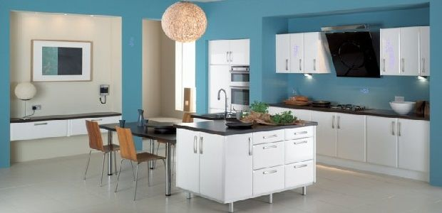Warna Cat Dinding Dapur 2017 Terbaru Jpg 620 300 Colour Pinterest Wall Paint Colours Kitchen Design And Kitchens