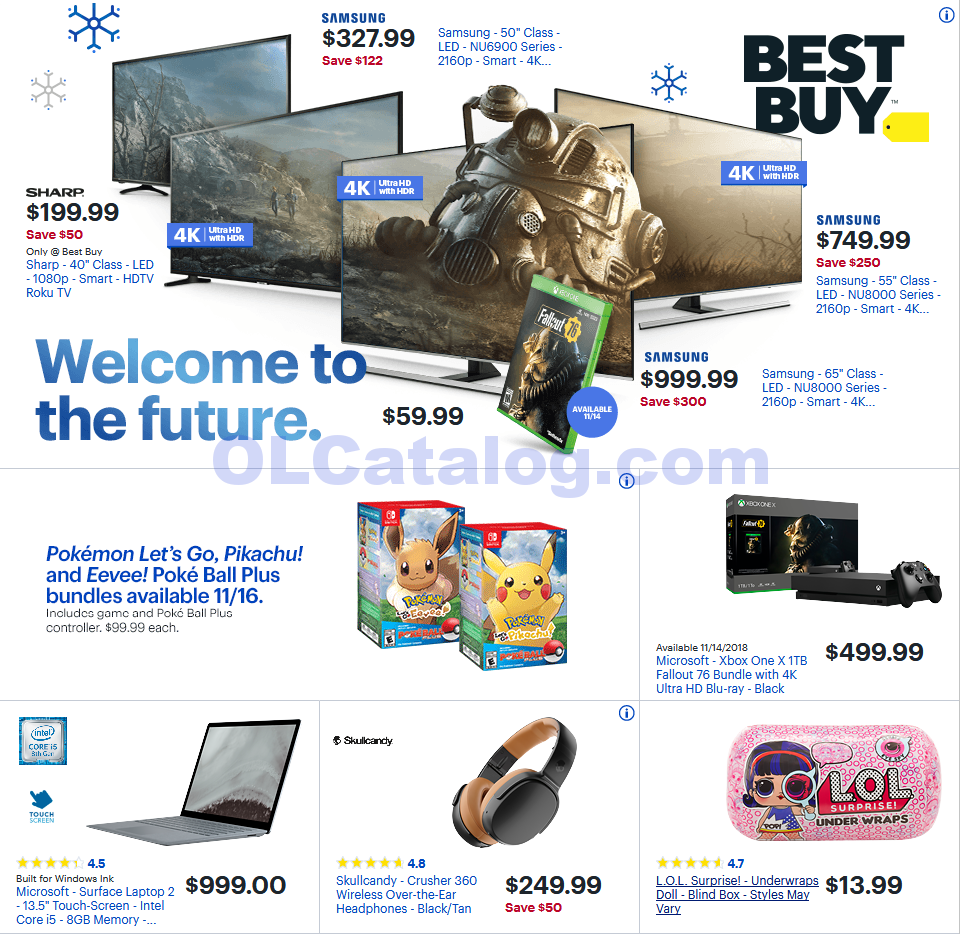 Best Buy Weekly Ad November 11 17 2018 Do You Know What S In And What S Hot In The Best Buy For This Week If Cool Things To Buy Weekly Ads Digital Coupons