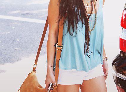 I love all the accessories!