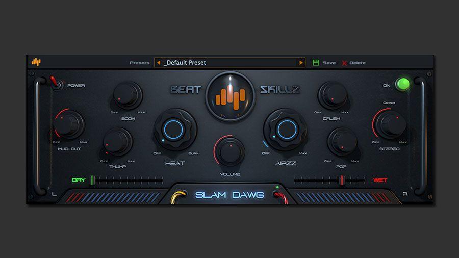 Save 90% off BeatSkillz Slam Dawg Dynamic Processor Plugin