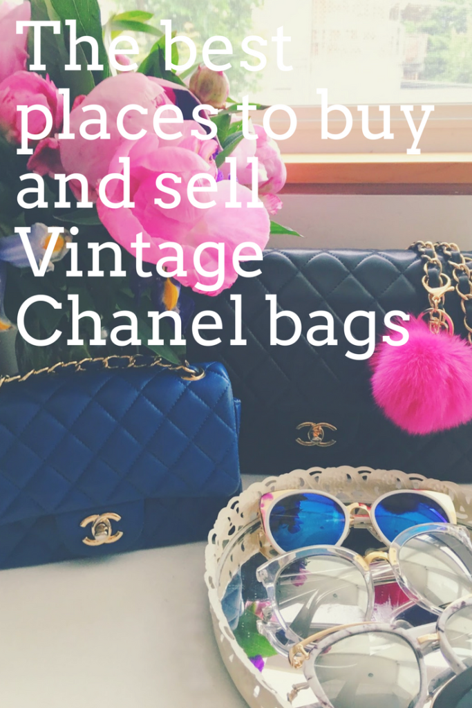 Vintage Chanel Bags The Best Places To Buy And Sell Authentic Chanel Items Vintage Chanel Bag Vintage Chanel Chanel Bag