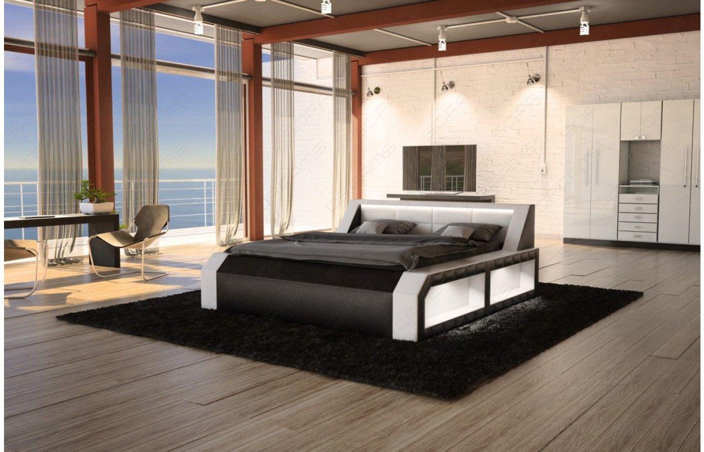 Rundbett Napoli 180x200 200x200 Luxusschlafzimmer Luxus