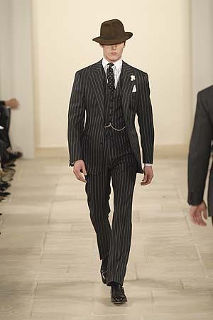 Cause The Zuit Suit Never Goes Outta Style 1920s Mens Fashion Wedding Suits Men Style