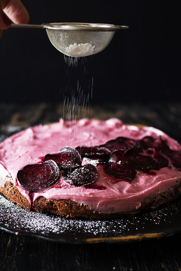 Chocolate Brownie and Beetroot Cake l Aninas Recipes #aninasrecipes #howtobakebeetrootcake #easybaking