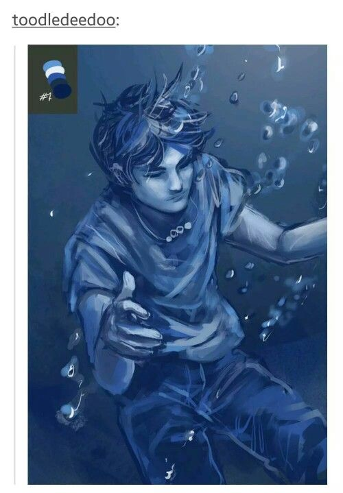 Percy Jackson // this is so beautiful