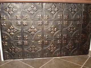 Decorative Tile Panels Tin Ceilingsthe Tinman  Chelsea Decorative Metal Company