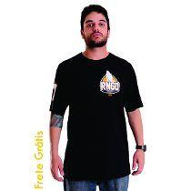 Camiseta Pray Renegade X California Store Hip Hop, Rap