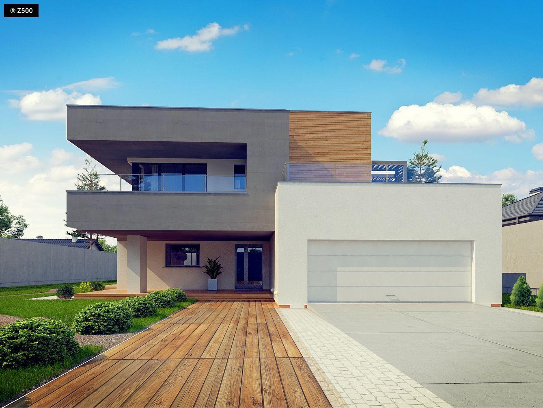 Resultado de imagen para modelos de casas modernas para for Casas minecraft planos