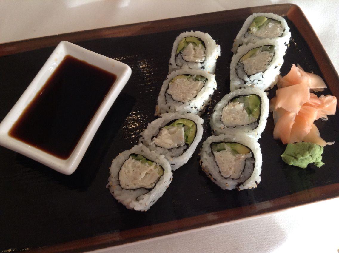 california grill california roll sushi California roll