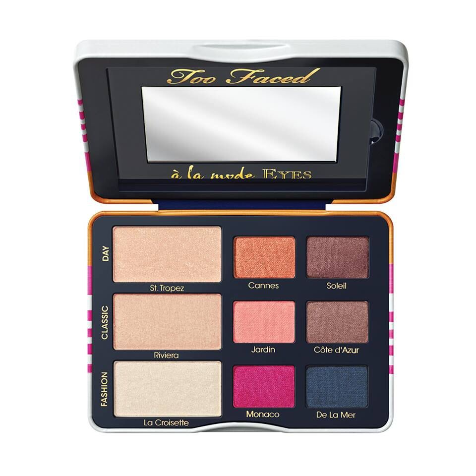 """@Too Faced Cosmetics """"A La Nude Eyes"""" Palette"""