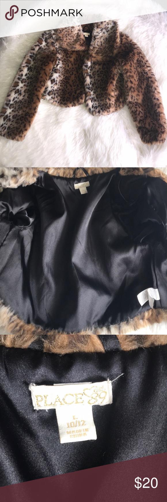 Vintage Kunstpelz Bolero Mädchen Mantel von meiner Tochter einmal zu einem Schultanz verwendet. 3…   – Bestrecipes