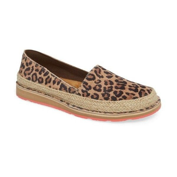 ARIAT Cruiser Leather Espadrille Loafer YZM8yODgGS