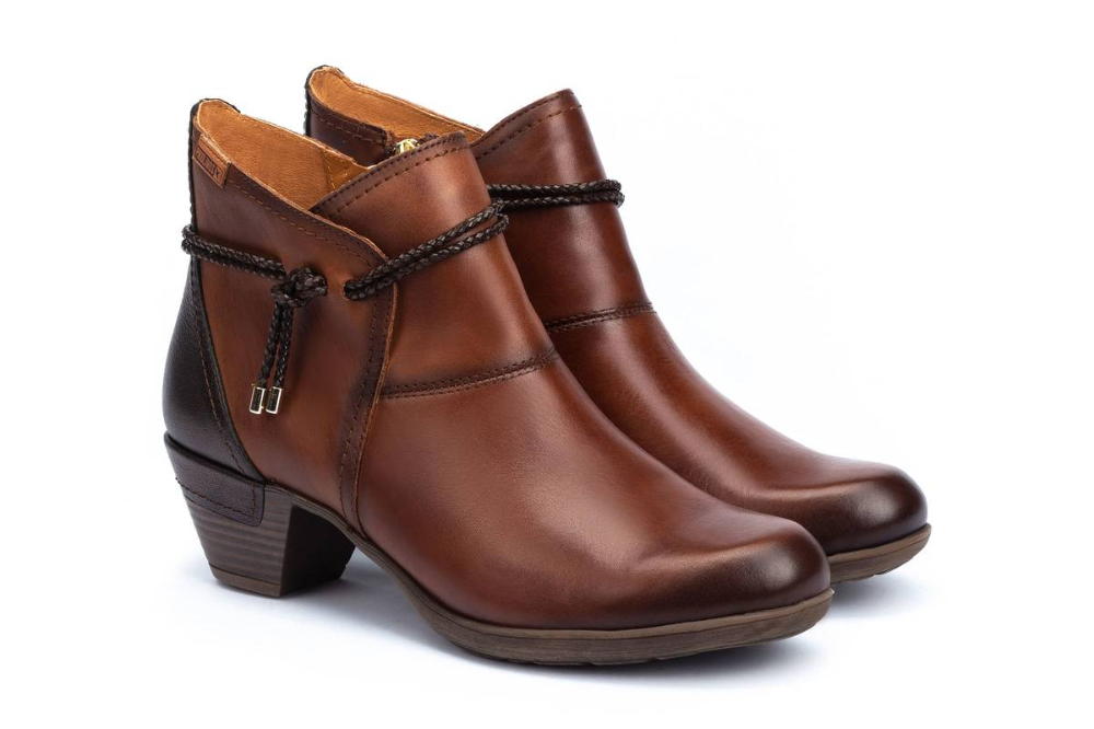 Women`s Leather Shoes ROTTERDAM 902