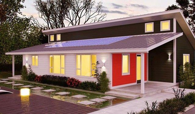 Net Zero Energy Deltec Homes U2013 Starting Under 100K
