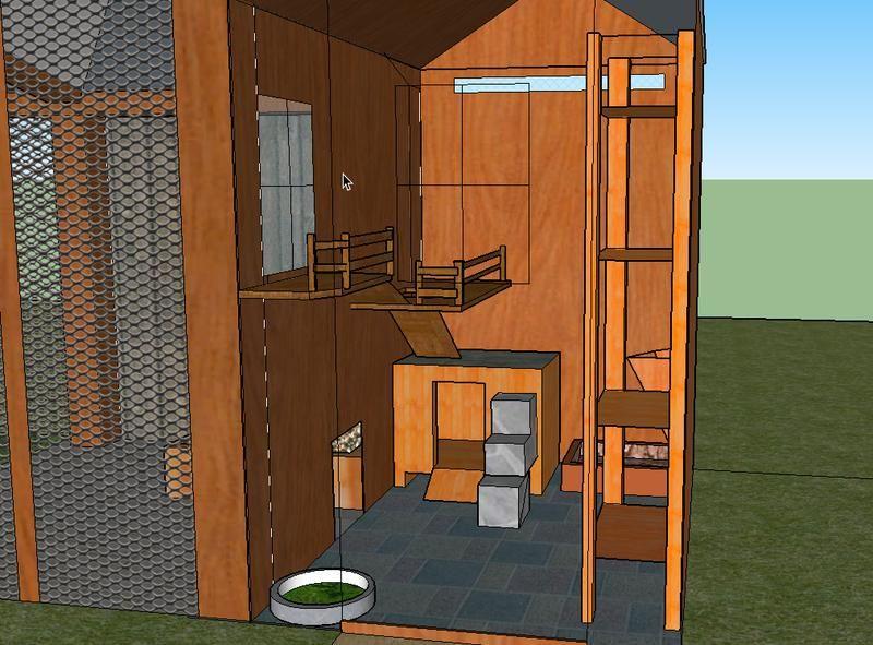 erste entw rfe f rs gehege kaninchen hasen pinterest. Black Bedroom Furniture Sets. Home Design Ideas