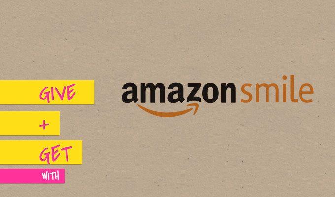 Shop Smile Amazon Com And Select Jersey Animal Welfare Society As