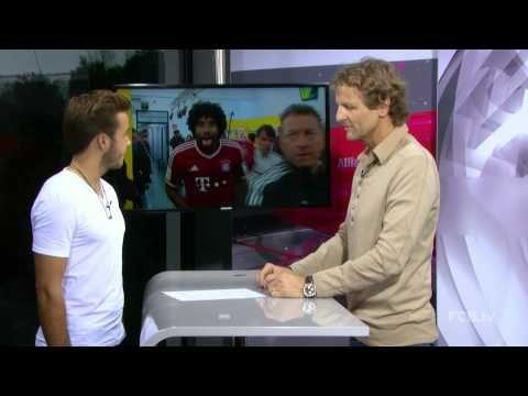 FOOTBALL -  Mario Götze zum Sieg in Dortmund - Die FCB.tv News vom 24.11.2013 - http://lefootball.fr/mario-gotze-zum-sieg-in-dortmund-die-fcb-tv-news-vom-24-11-2013-2/