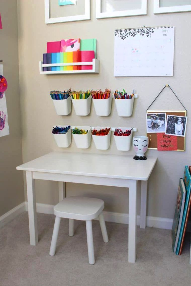 Diy Organization Station Time To Get Those Desks Organized For