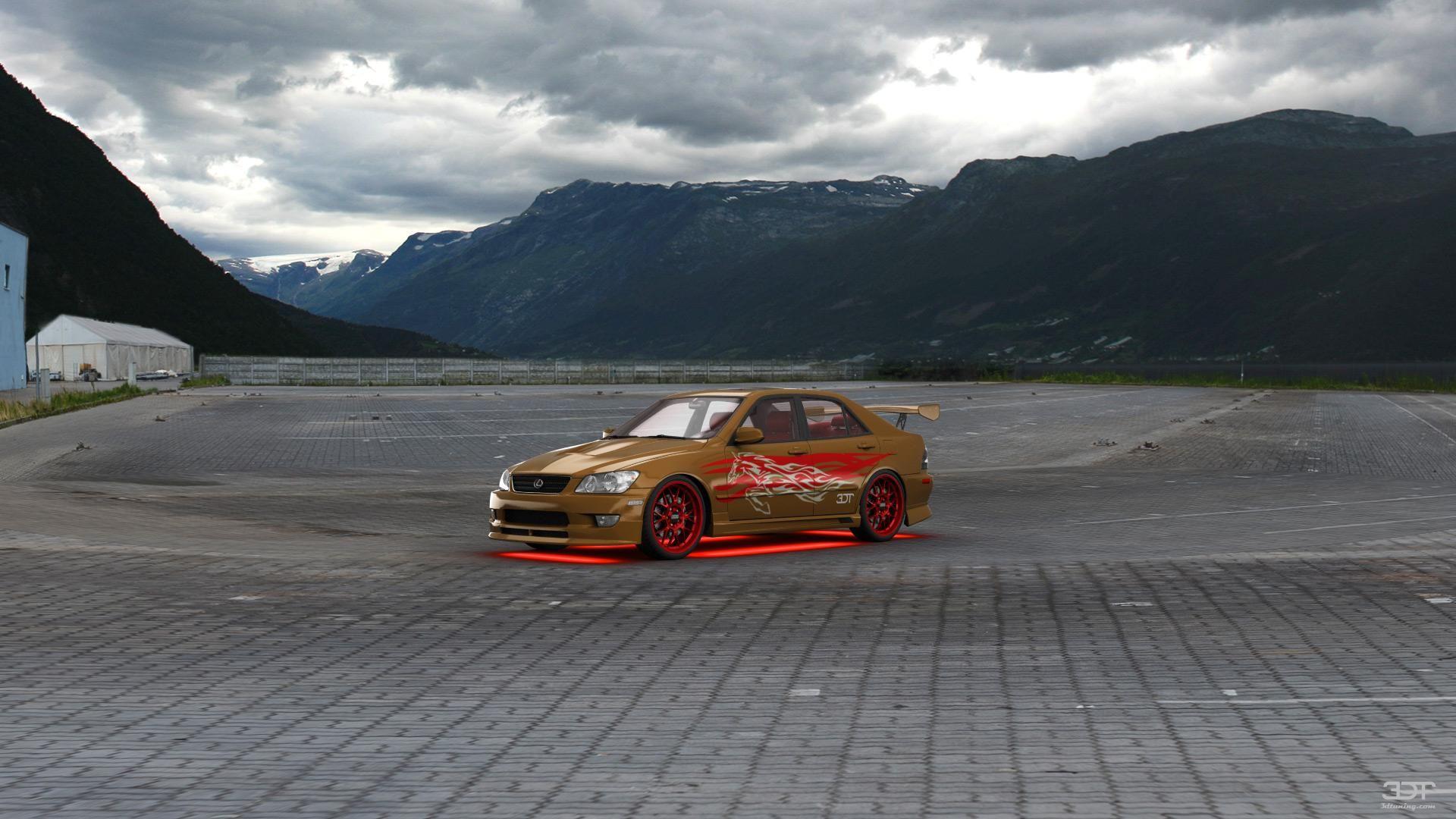 Checkout My Tuning Lexus Is 2003 At 3dtuning 3dtuning Tuning Tuning Honda Rx 8