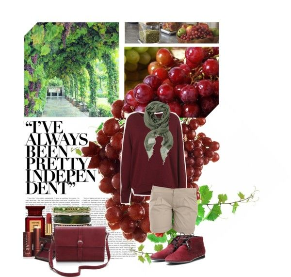 """grapevine"" by sicindy ❤ liked on Polyvore"