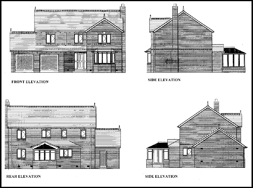 Types Of Drawings For Building Design Building Design Front