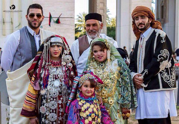 Libyans mark National Day of Traditional Dress