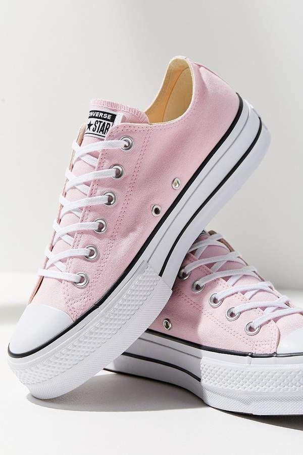 Converse Chuck Taylor Platform Lo Lift Sneaker   Trendy ...